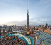 DowntownDubaiOverview