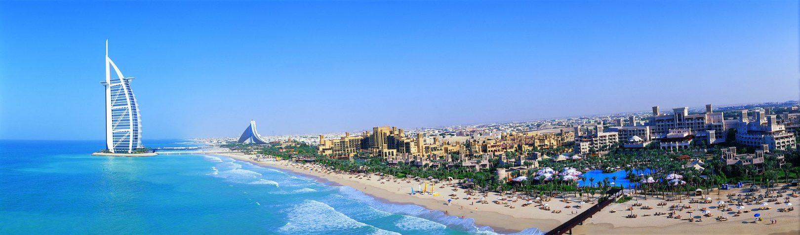 Promo Dubai - Madinat Jumeirah Beach